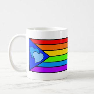 """Love, Love, Love... Love is all you need."" Classic White Coffee Mug"
