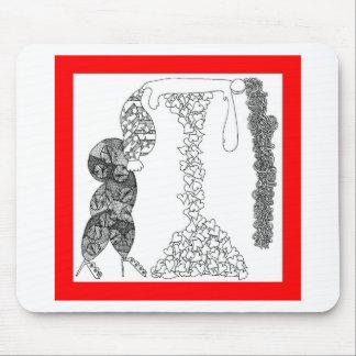 Love, love, love mouse pad