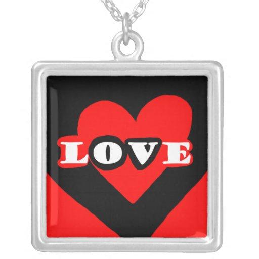 Love,love,love Pendants