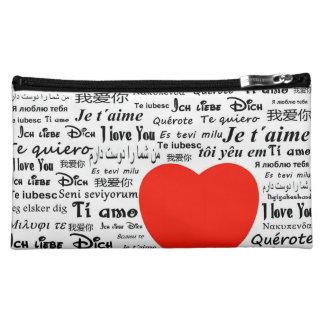 Love Love Makeup Bags