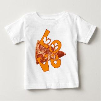 Love Love Pizza Baby T-Shirt