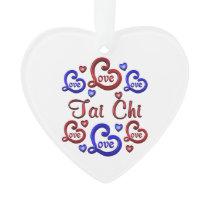 LOVE LOVE Tai Chi Ornament