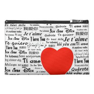 Love Love Travel Accessory Bag