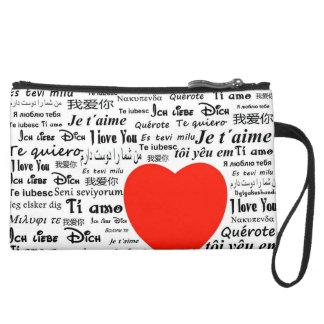 Love Love Wristlet Clutch