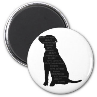 Love Loyalty 2 Inch Round Magnet