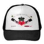 Love,Loyalty,Friendship Claddagh Trucker Hat