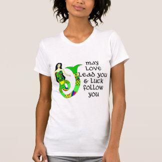 Love & Luck Irish Mermaid T-Shirt