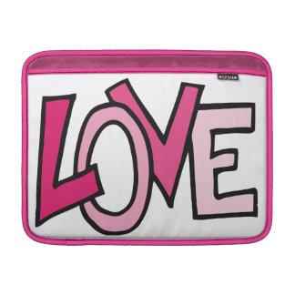 Love MacBook Air Sleeve