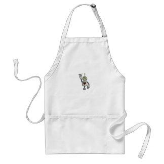 love machine adult apron