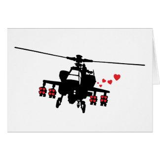 Love Machine Attack Chopper Card