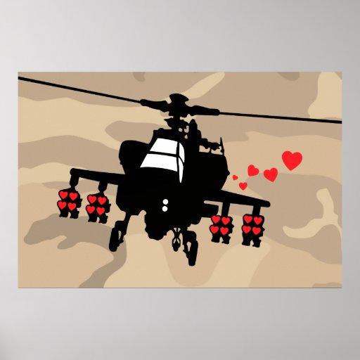 Love Machine Attack Chopper Poster
