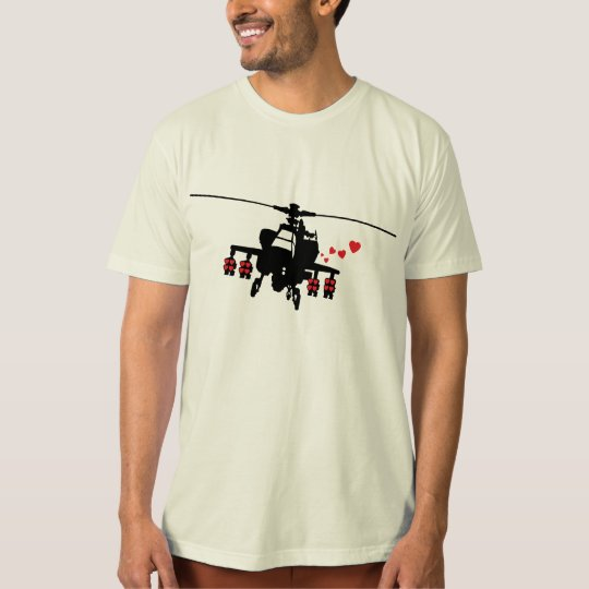 Love Machine Attack Chopper T-Shirt