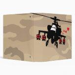 Love Machine Attack Chopper Vinyl Binders