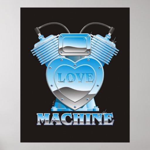 Love Machine Print