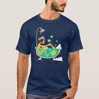 Love Machine takes a bath T-Shirt