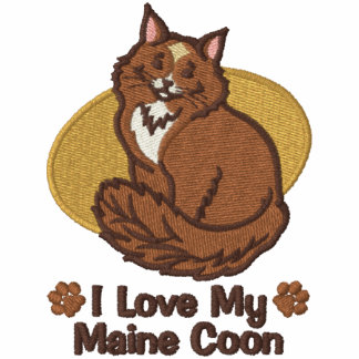 Love Maine Coon Hoodie