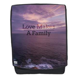 Love Makes a Family Adoption - Foster Care Backpack