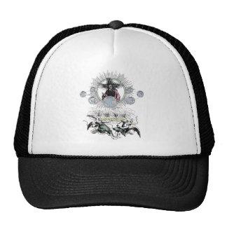 Love Makes The World Go Around by TEO Trucker Hat