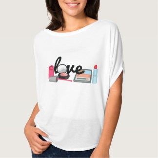 love makeup art T-Shirt