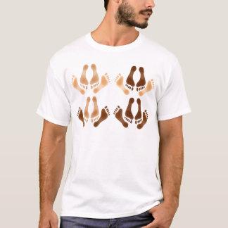 Love Making Feet T-Shirt