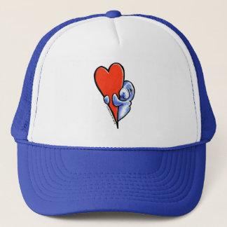 Love Manatees Trucker Hat