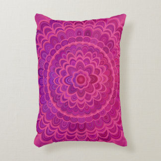 Love Mandala Accent Pillow