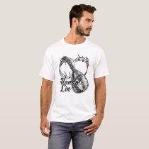 Love Mandolin T shirt