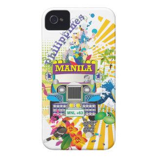Love Manila, Philippines Case-Mate iPhone 4 Case