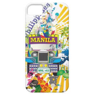 Love Manila, Philippines iPhone SE/5/5s Case