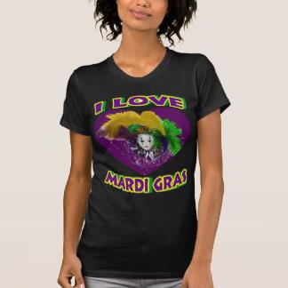 Love Mardi Gras T-Shirt