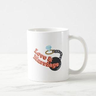 Love & Marriage Coffee Mug