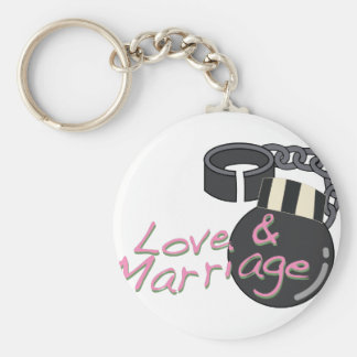 Love & Marriage Keychain