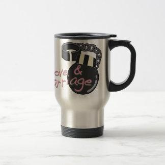 Love & Marriage Travel Mug