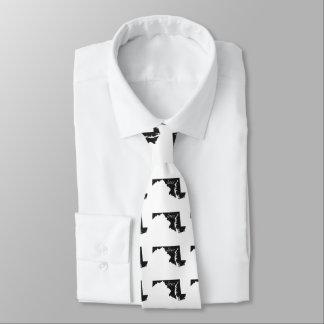 Love Maryland Neck Tie
