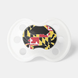 Love Maryland Pacifier