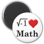 Love math magnets
