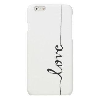 Love Matte iPhone 6 Case