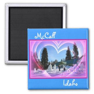 Love McCall Magnet