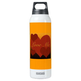 Love Me 16 Oz Insulated SIGG Thermos Water Bottle