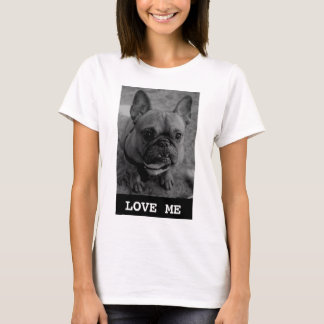 Love Me Baby Doll T T-Shirt