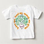 Love Me Baby Vegetable Shirt