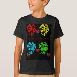 LOVE ME  Bat Boy by Katie Pfeiffer T-Shirt