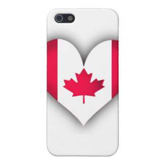 LOVE ME IN CANADA BY GREGORY GALLO iPhone 5/5S COVER