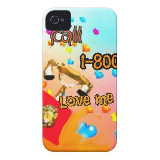 Love me iPhone 4 case
