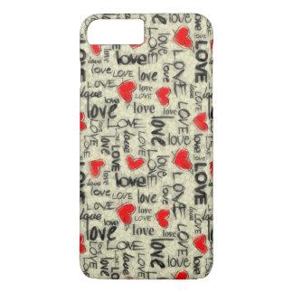Love me iPhone 8 plus/7 plus case