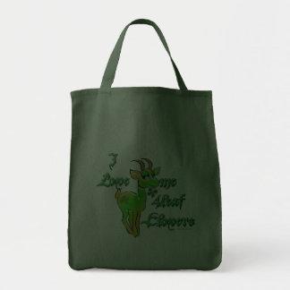 Love Me Irish Clovers Goat Bag