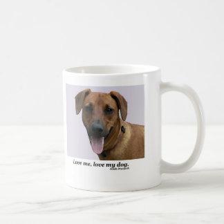 Love Me Irish Proverb Classic White Coffee Mug