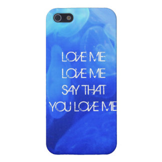 Love Me - Jelly Fish Iphone 5 Case