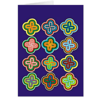 Love Me Knot Card by DARLENE