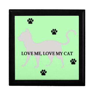 Love Me, Love My Cat Gift Box